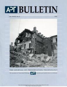 APT Bulletin cover 2005